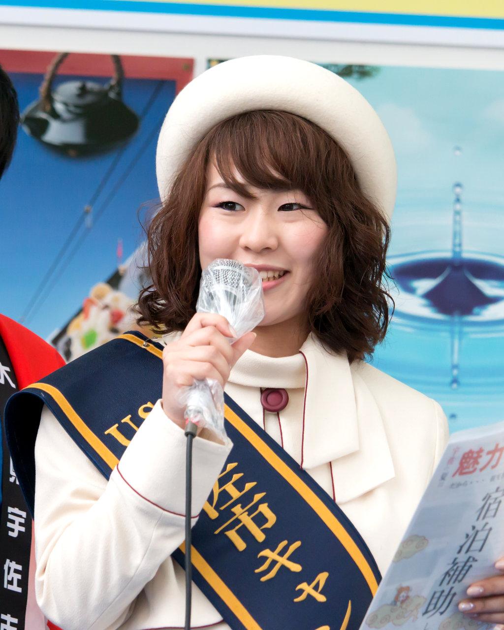 宇佐市キャンペーンレディ2014(大分)|Ambassadoru